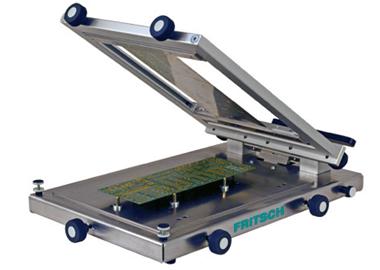 FRITSCH printALL 005 ꜛ ручной принтер трафаретной печати