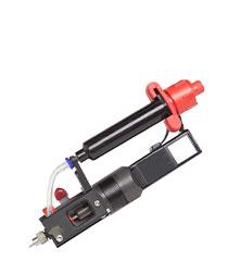 PVA SVX ꜛ шнековый клапан с серводвигателем