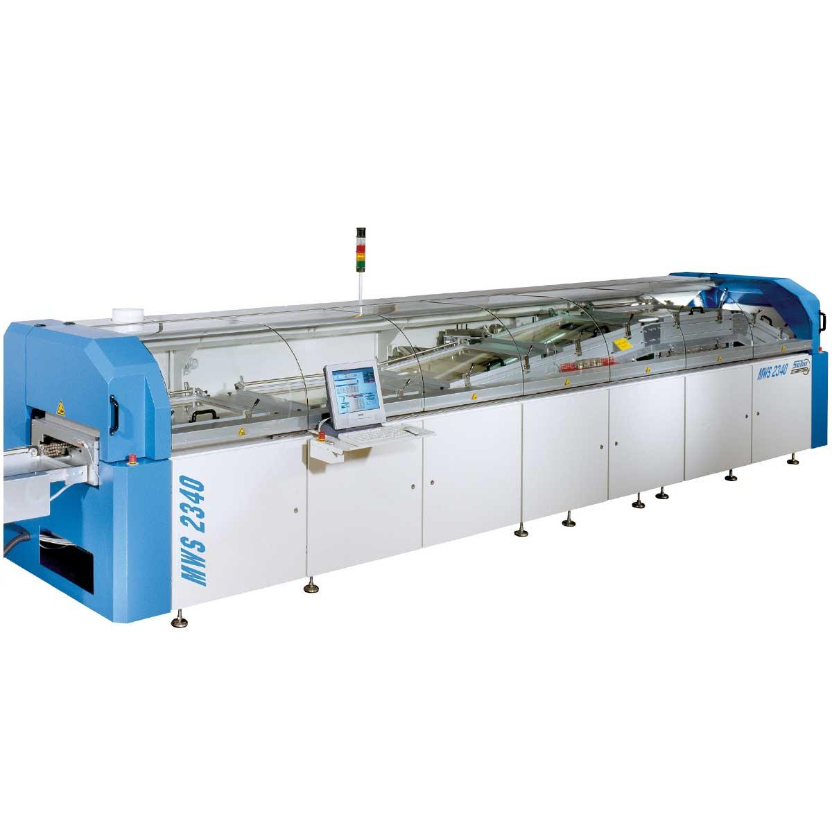 SEHO MWS 2300-С ꜛ установка волновой пайки