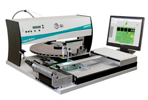 FRITSCH SM902 PRO ꜛ полуавтомат установки компонентов