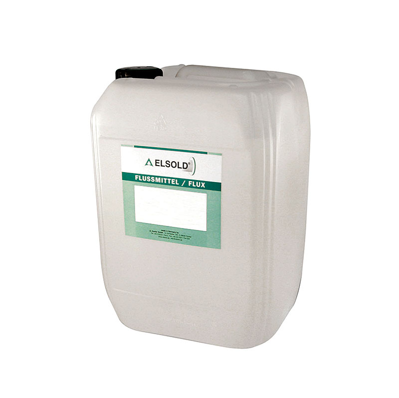 ELFLUX 3003 NC ꜛ органический флюс на водной основе, не требующий отмывки