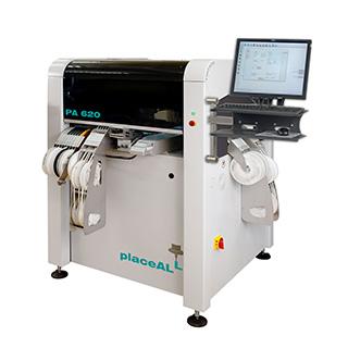 FRITSCH placeALL 620 ꜛ автомат установки компонентов