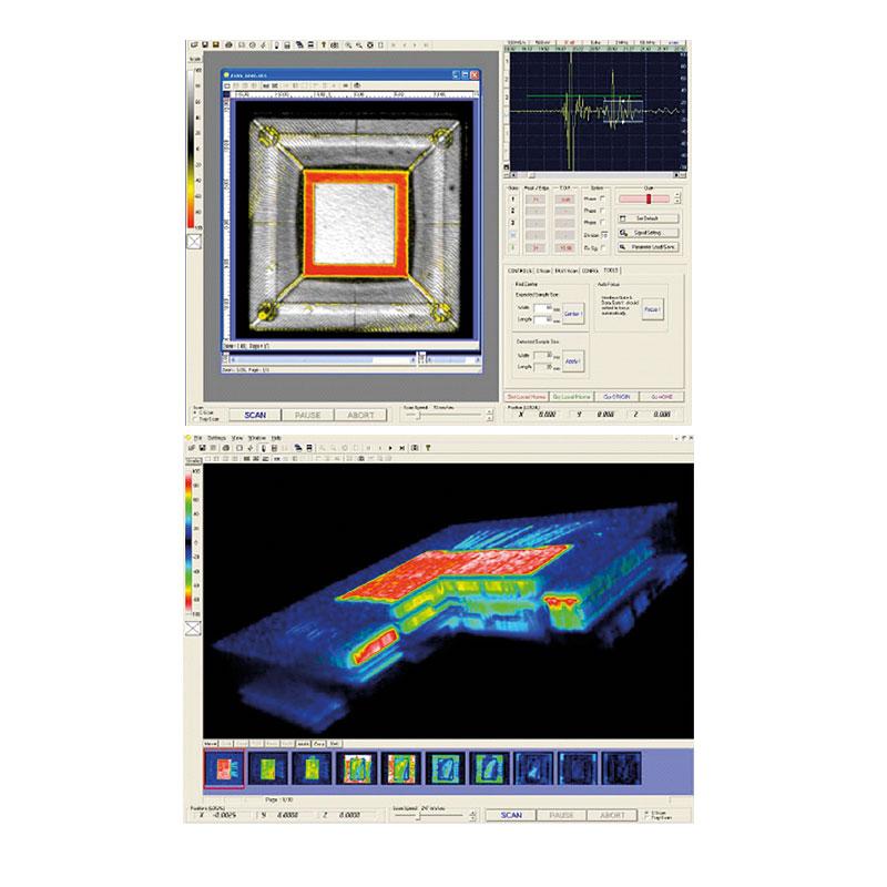 Программное обеспечение сканирующего акустического микроскопа AcouLab SAM-DENEB ꜛ