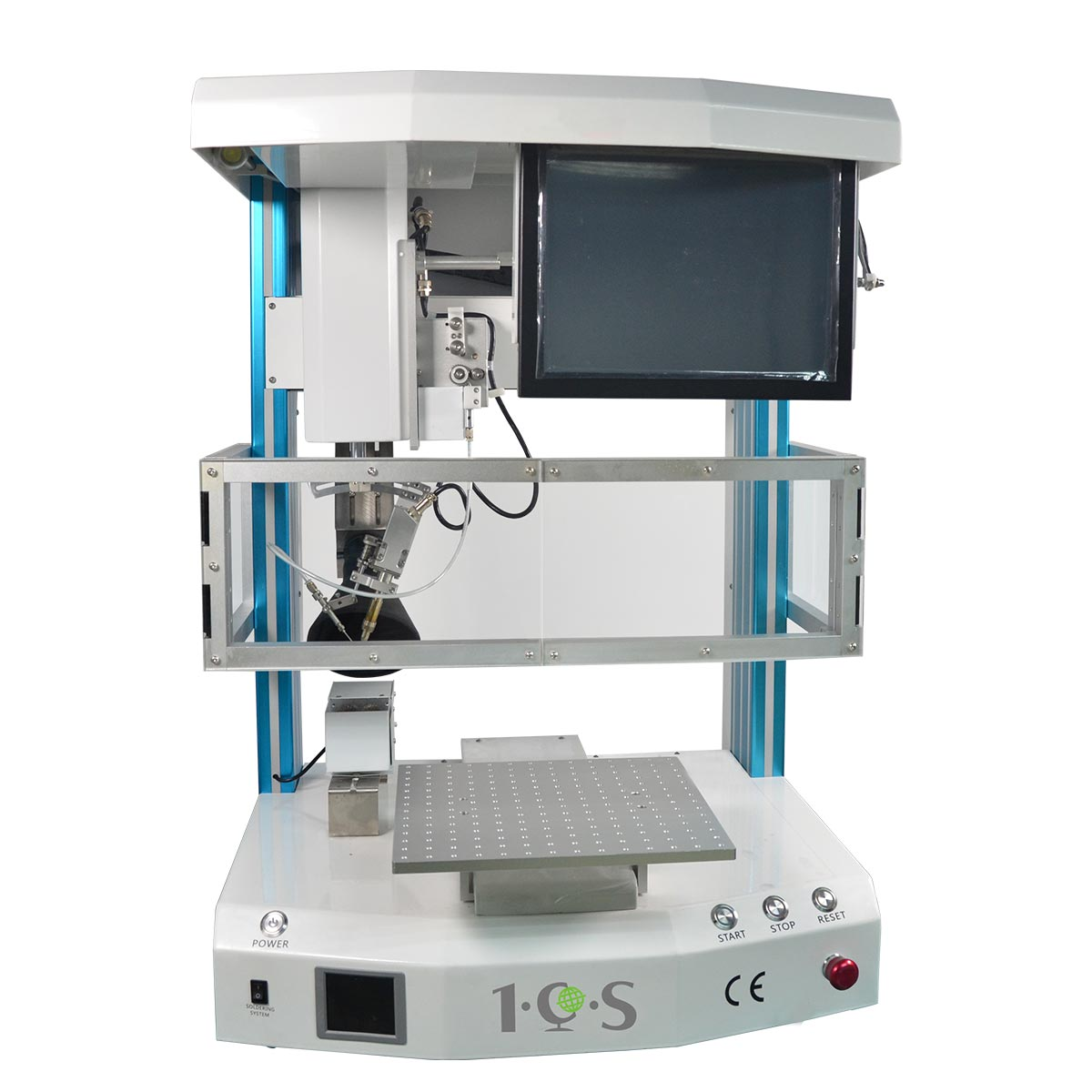 Робот селективной пайки ꜛ 1CLICK модель HANDY H351 (пяти-осевой)