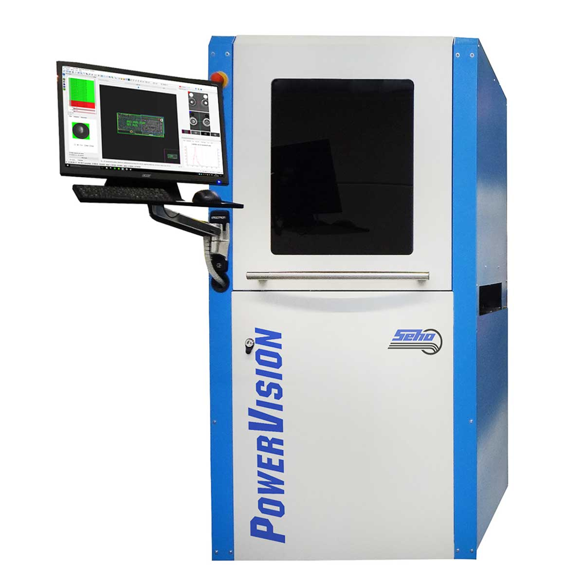 SEHO PowerVision ꜛ система автоматической оптической инспекции