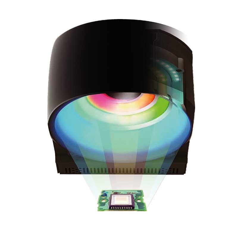 OMRON VT-M12 ꜛ установка 2D-измерений и автоматической визуальной инспекции