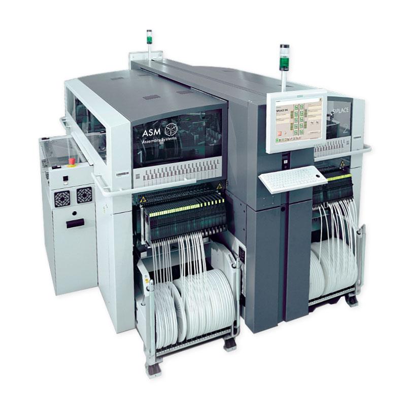 ASM SIPLACE X4S ꜛ автомат установки компонентов