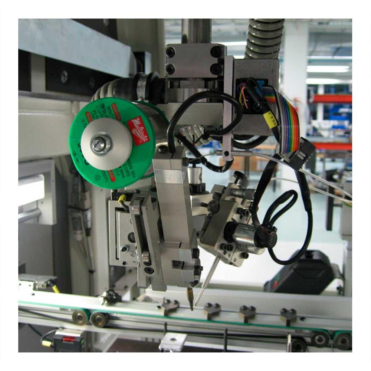 Автоматы для роботизированной пайки ꜛ M-G CITO SD | MEREO