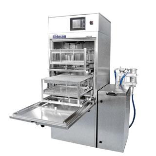 RIEBESAM 26-03Т ꜛ установка струйной отмывки печатных узлов