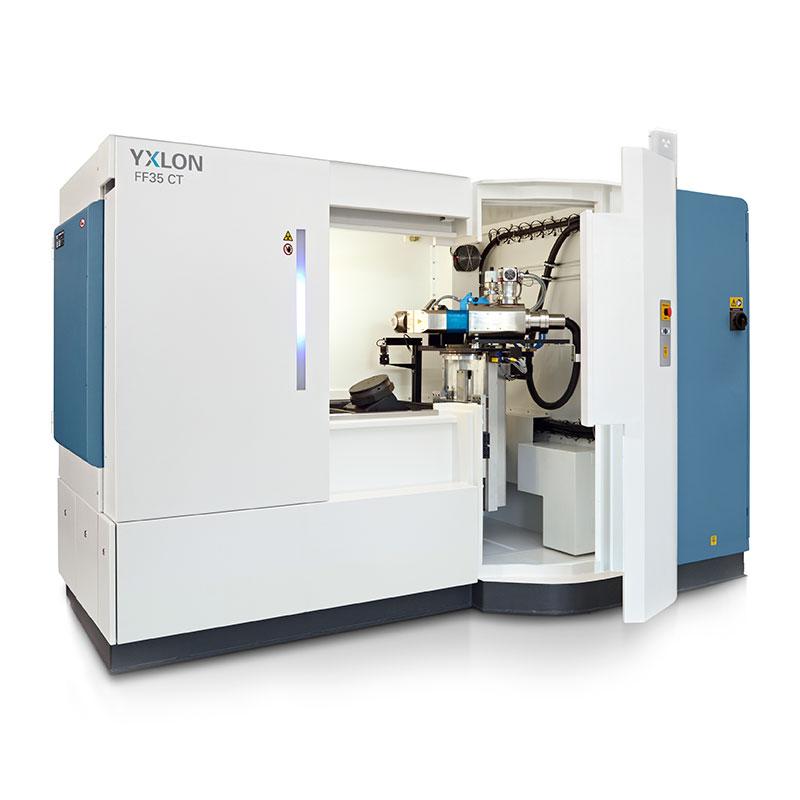 YXLON FF35 — многофункциональный томограф рентгеновского контроля