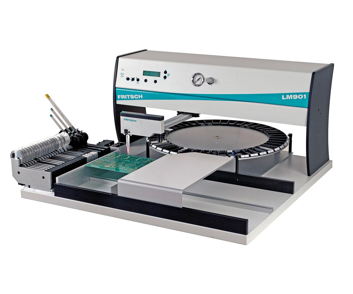 FRITSCH LM 901 ꜛ манипулятор установки компонентов