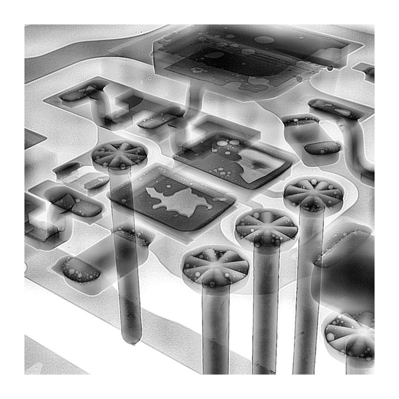 YXLON Cheetah EVO ꜛ 2D/3D рентгеновский контроль