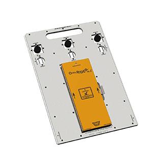 Тестовая паллета ꜛ ECD OvenRIDER NL 2