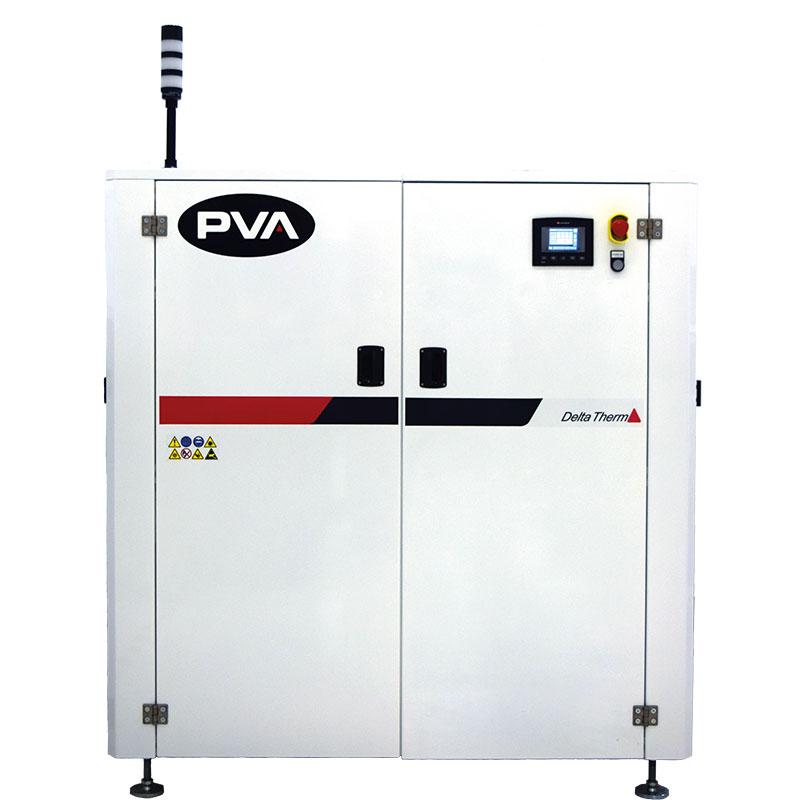 PVA DeltaTherm ꜛ печь с инфракрасной панелью для сушки покрытий