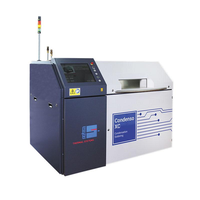REHM Condenso XC ꜛ вакуумная система пайки в паровой фазе