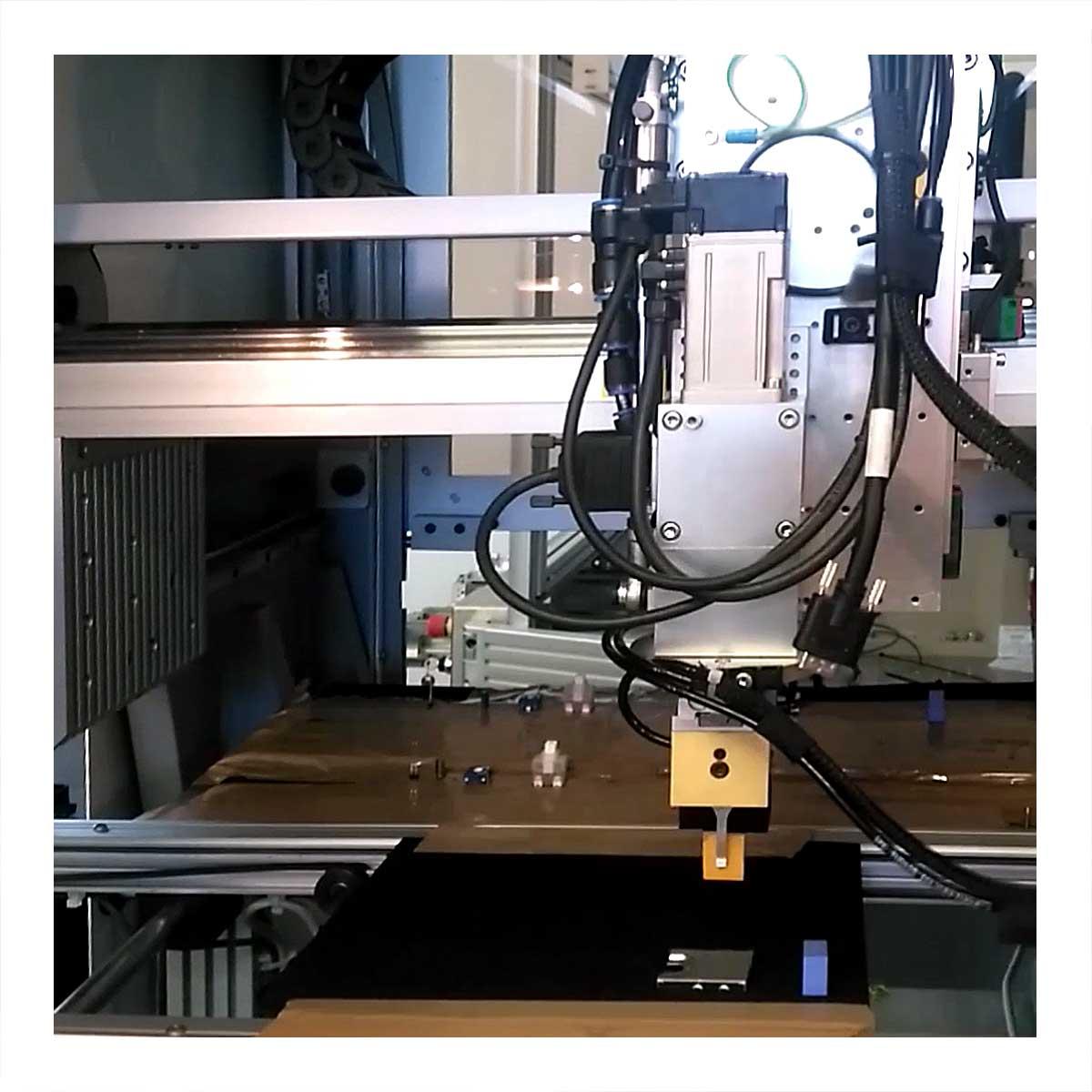 Установка компонентов сложной формы ꜛ M-G Cito | MEREO