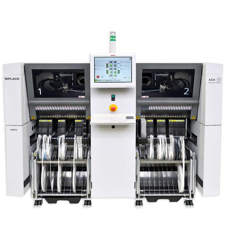 ASM SIPLACE X ꜛ автомат установки компонентов