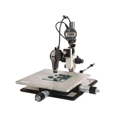 OPTILIA Flexia BGA ꜛ видеомикроскоп для контроля BGA-компонентов