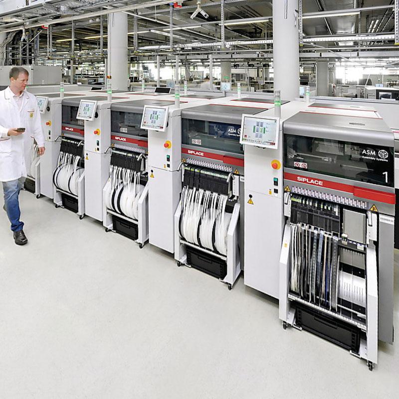 ASM SIPLACE TX ꜛ aвтоматы установки компонентов