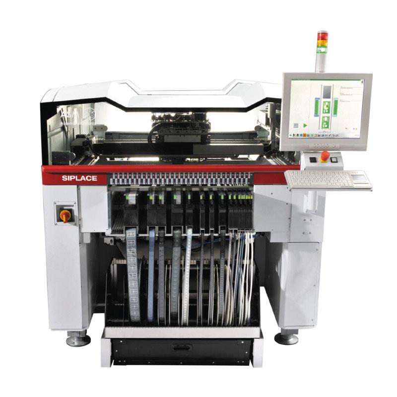 ASM SIPLACE E ꜛ универсальный автомат установки компонентов