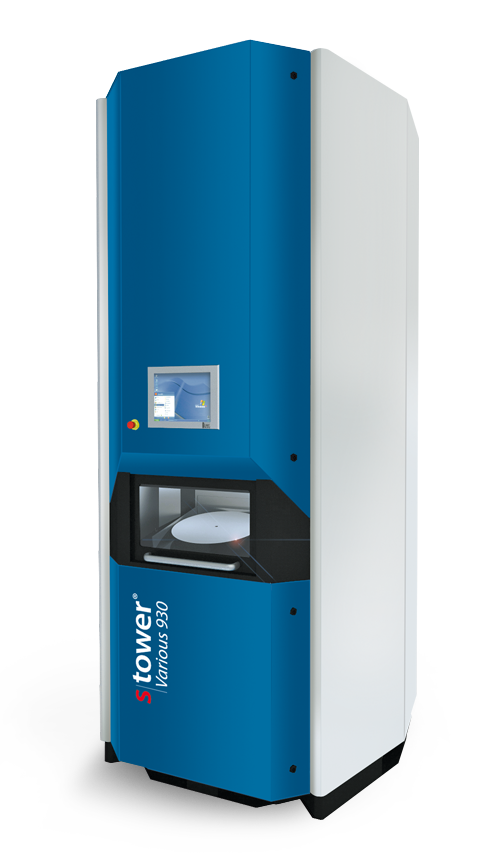 S | TOWER 930 ꜛ модульный шкаф сухого хранения