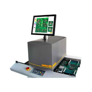 modus | iScan 420T ꜛ модульная установка АОИ