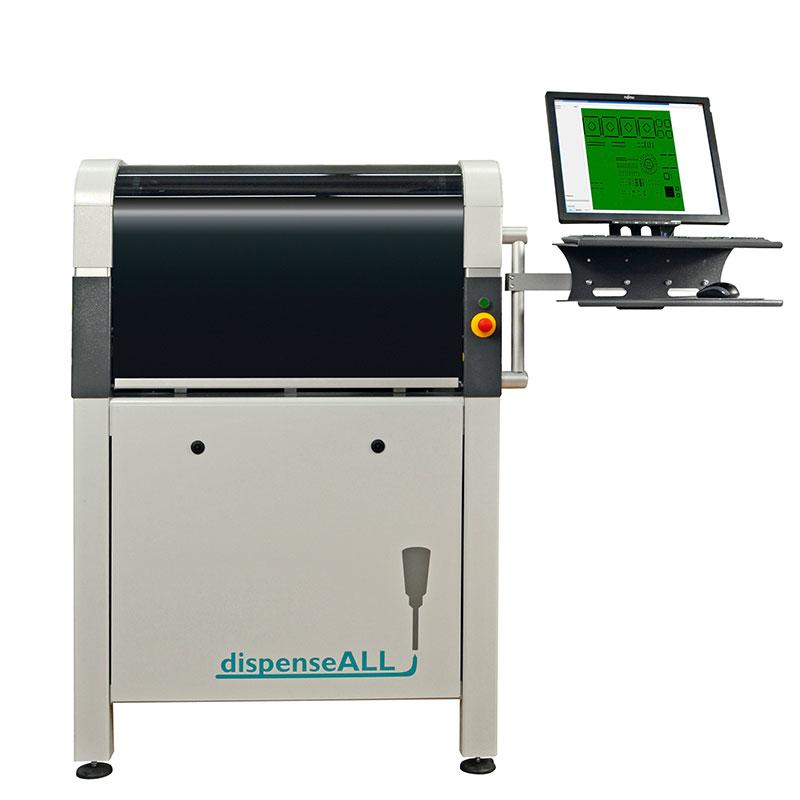 FRITSCH DispenseALL 420 ꜛ система автоматического дозирования