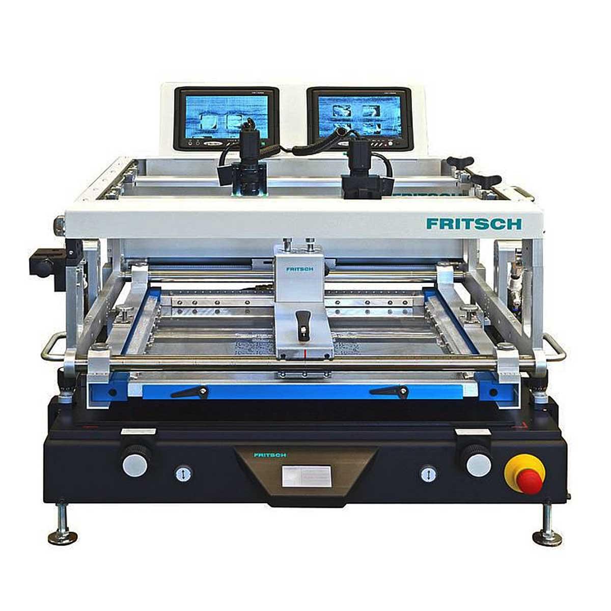 FRITSCH printALL 210 ꜛ полуавтомат трафаретной печати