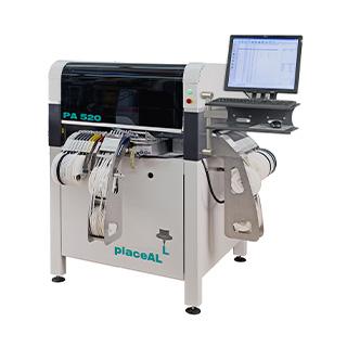 FRITSCH placeALL 520 ꜛ автомат установки компонентов