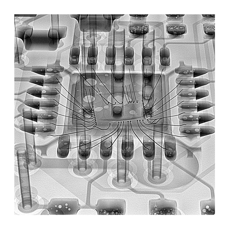 YXLON  Cougar EVO ꜛ 2D/3D рентгеновский контроль