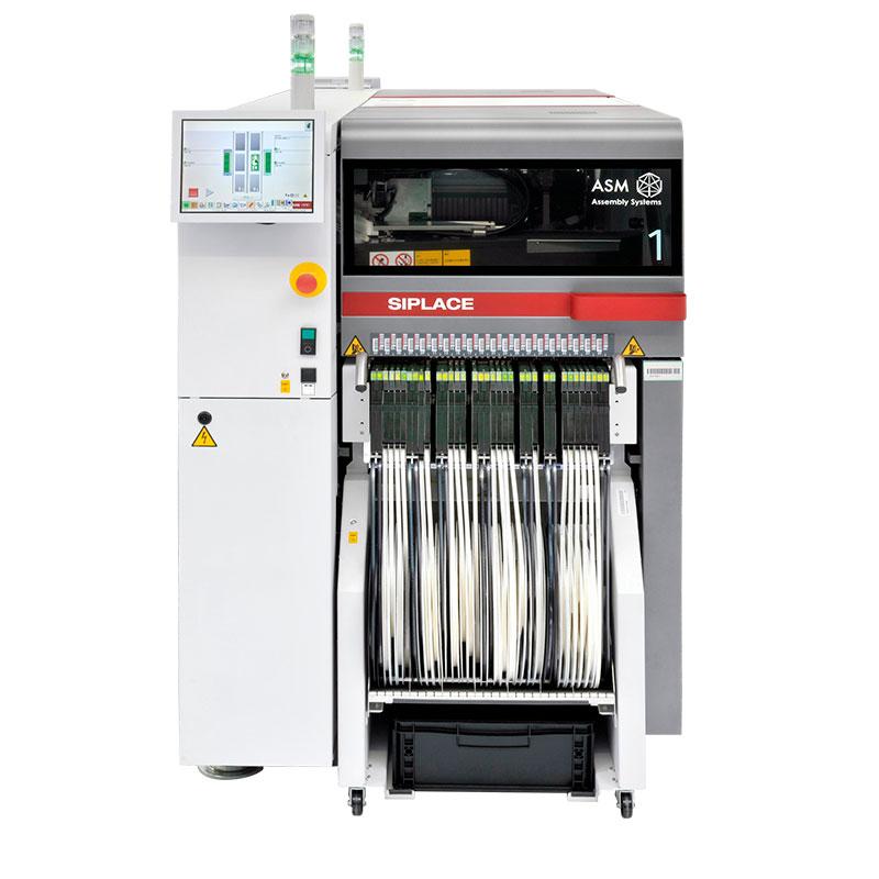 ASM SIPLACE TX ꜛ aвтомат установки компонентов