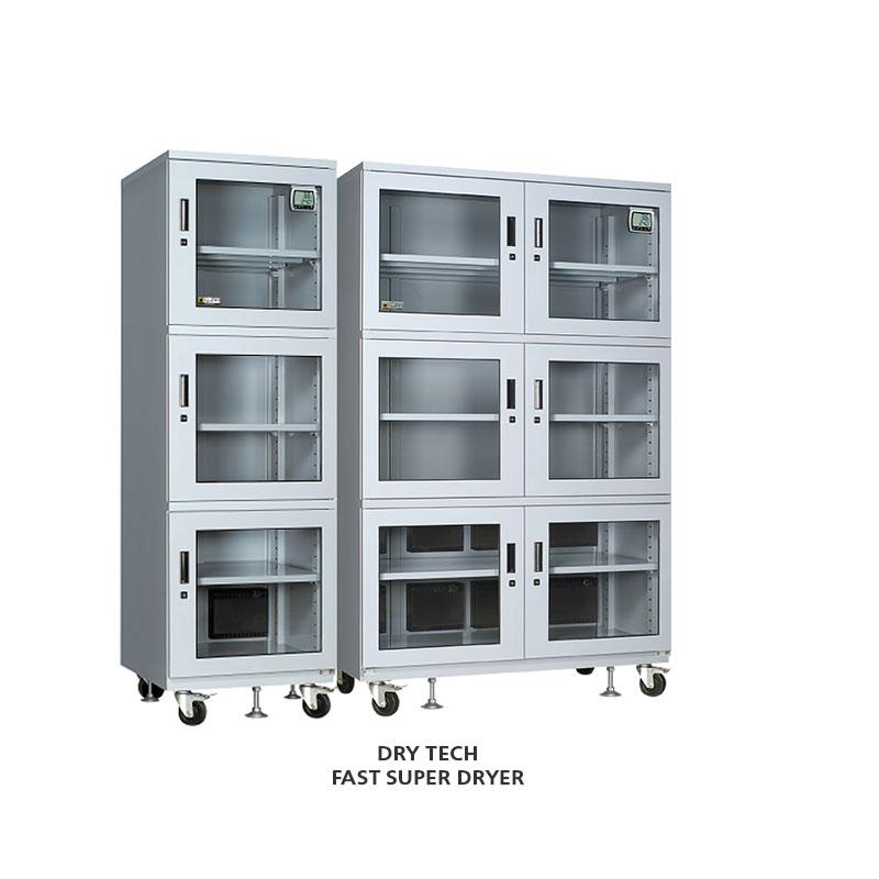 DRYTECH Fast Super Dryer ꜛ автоматические шкафы сухого хранения